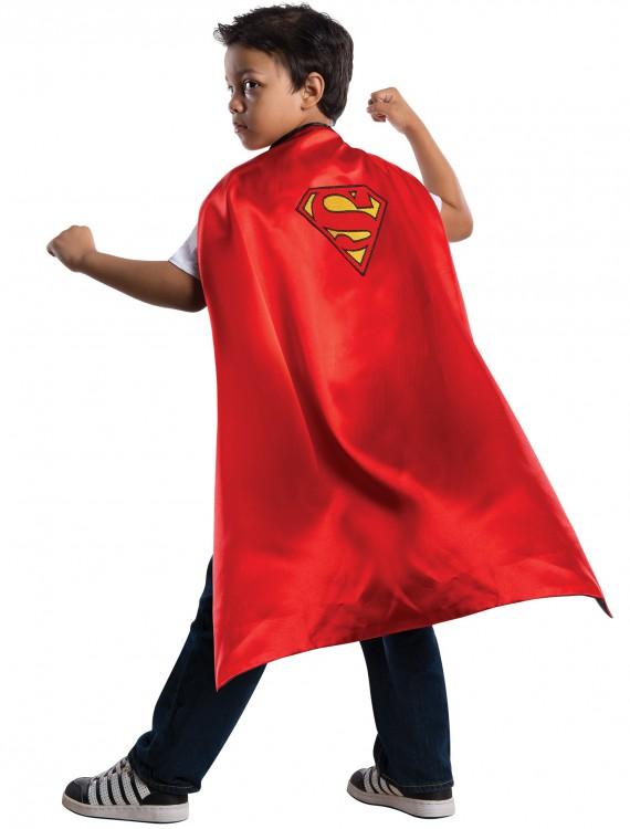 Boys Superman Cape, halloween costume (Boys Superman Cape)