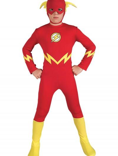 Boys The Flash Costume, halloween costume (Boys The Flash Costume)