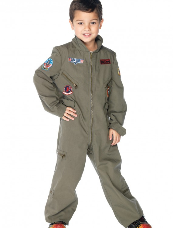 Boys Top Gun Costume, halloween costume (Boys Top Gun Costume)
