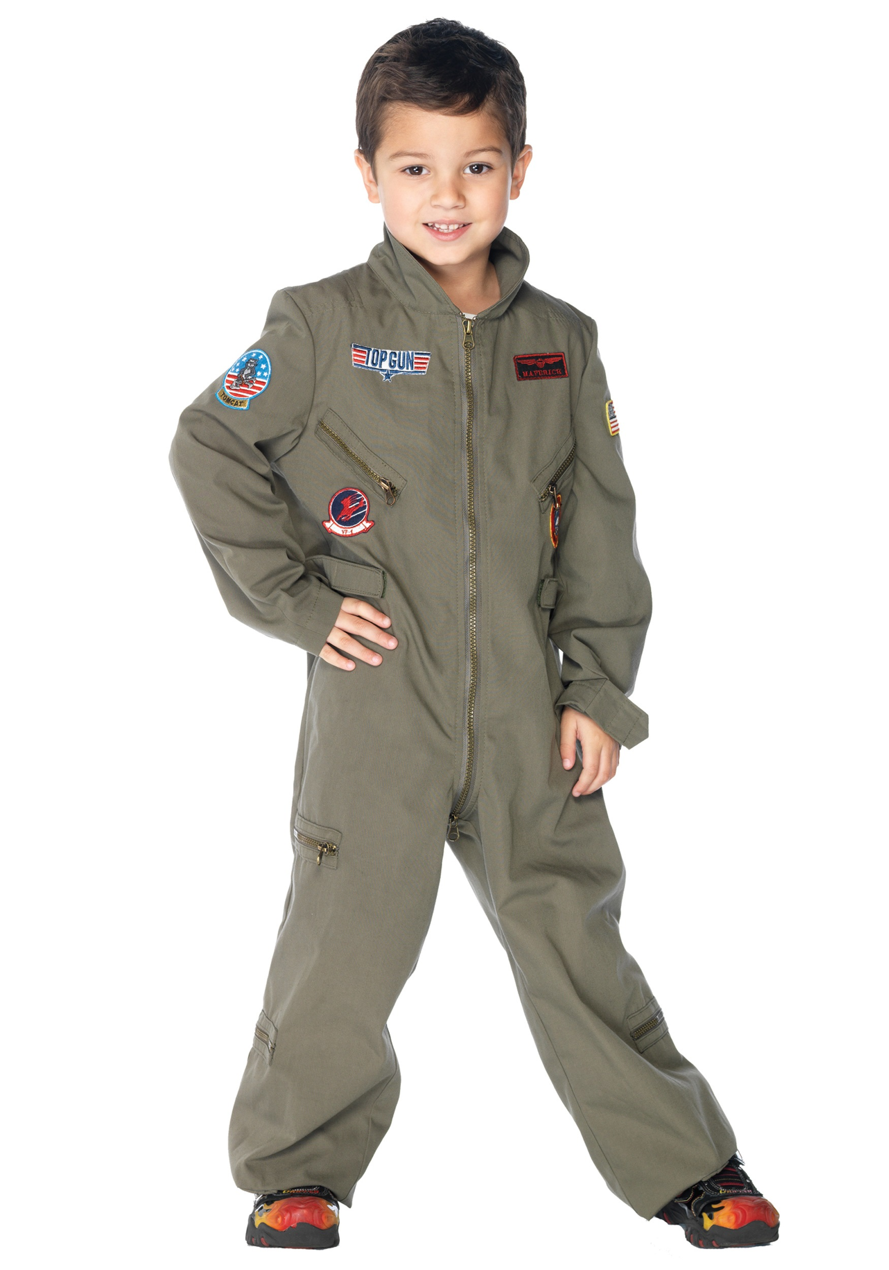 Boys Top Gun Costume Halloween Costumes
