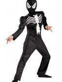 Boys Ultimate Black Suited Spider-Man Classic Muscle Costume, halloween costume (Boys Ultimate Black Suited Spider-Man Classic Muscle Costume)