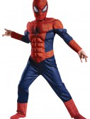 Boys Ultimate Spider-Man Muscle Light Up Costume, halloween costume (Boys Ultimate Spider-Man Muscle Light Up Costume)