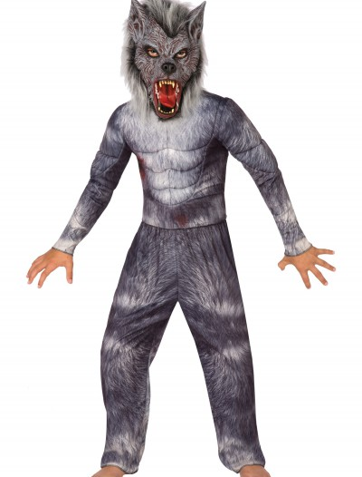 Boys Werewolf Costume, halloween costume (Boys Werewolf Costume)