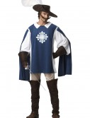 Brave Musketeer Costume, halloween costume (Brave Musketeer Costume)