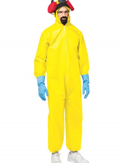 Breaking Bad Walter White Toxic Suit Costume, halloween costume (Breaking Bad Walter White Toxic Suit Costume)