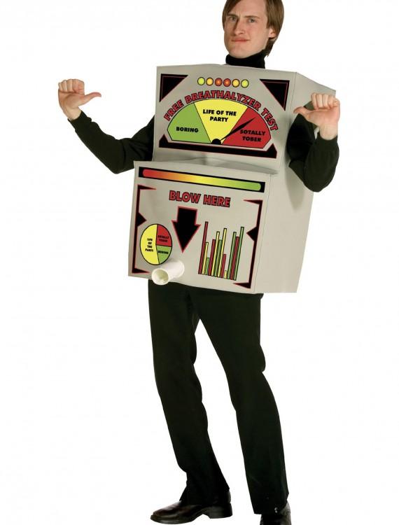 Breathalyzer Costume, halloween costume (Breathalyzer Costume)