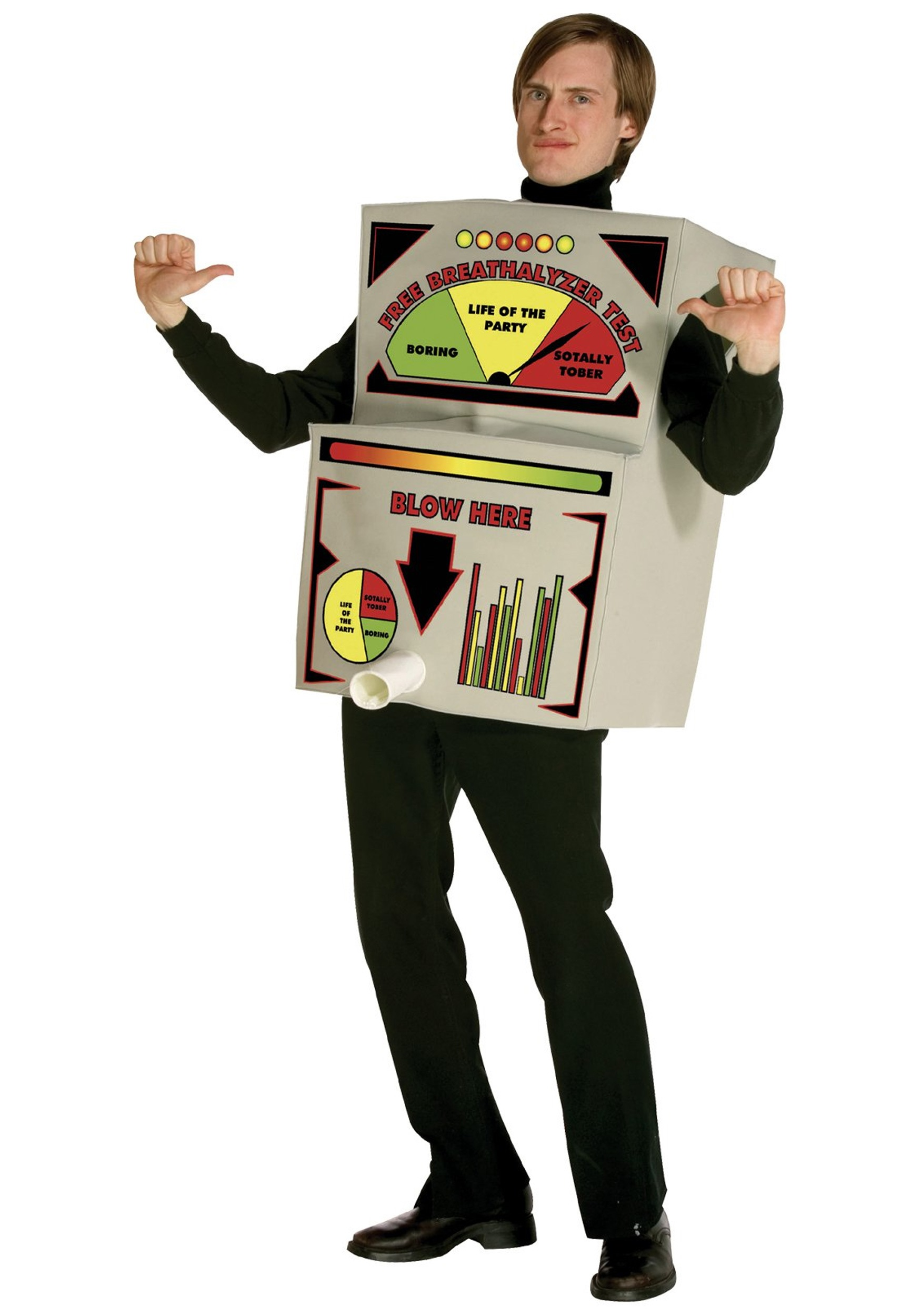 breathalyzer costume - halloween costumes
