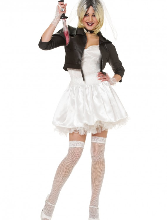 Bride of Chucky Costume, halloween costume (Bride of Chucky Costume)