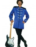 British Explosion Blue Adult Costume, halloween costume (British Explosion Blue Adult Costume)