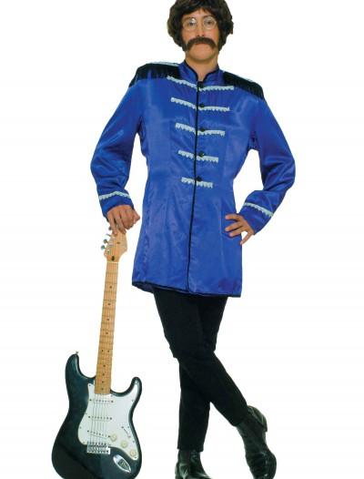 British Explosion Blue Adult Costume, halloween costume (British Explosion Blue Adult Costume)