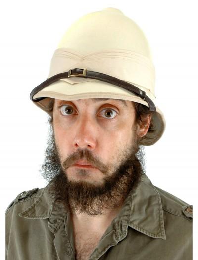 British Pith Helmet, halloween costume (British Pith Helmet)