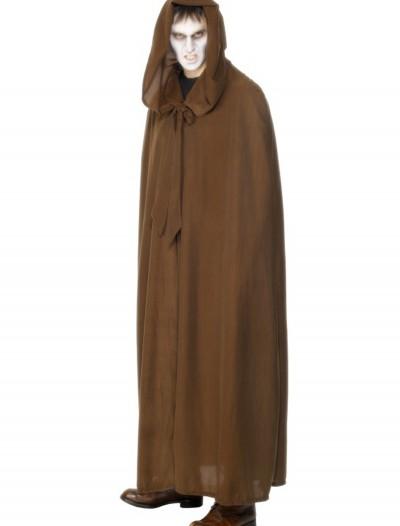 Brown Gravekeeper Cloak, halloween costume (Brown Gravekeeper Cloak)