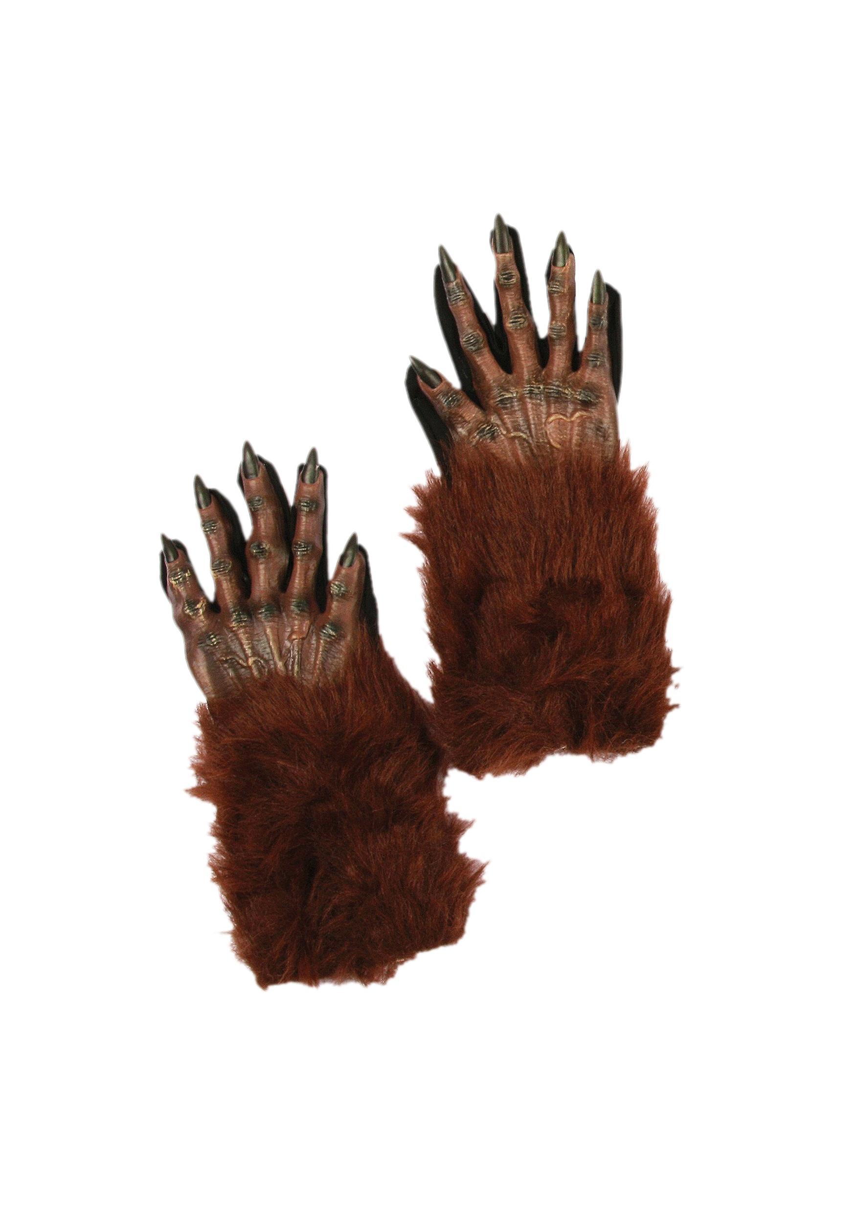 Как сделать лапы для волка своими руками