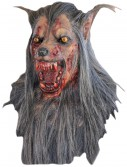 Brown Wolf Mask, halloween costume (Brown Wolf Mask)