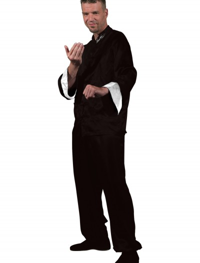 Bruce Lee Kung Fu Costume, halloween costume (Bruce Lee Kung Fu Costume)