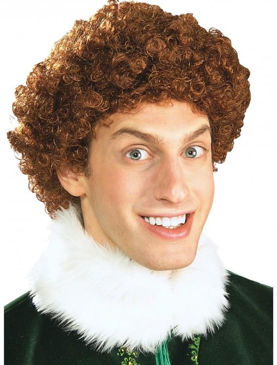 Buddy the Elf Wig, halloween costume (Buddy the Elf Wig)