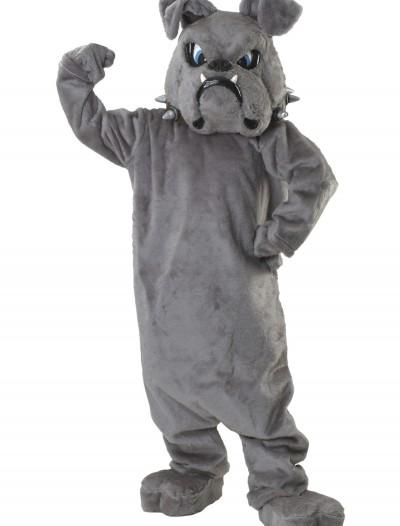 Bulldog Mascot Costume, halloween costume (Bulldog Mascot Costume)