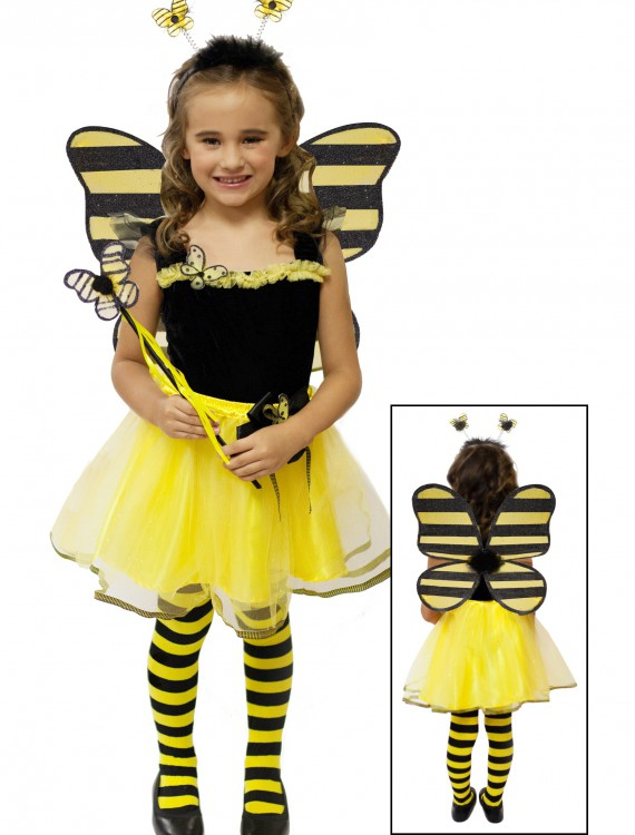 Bumblebee Tutu Set, halloween costume (Bumblebee Tutu Set)