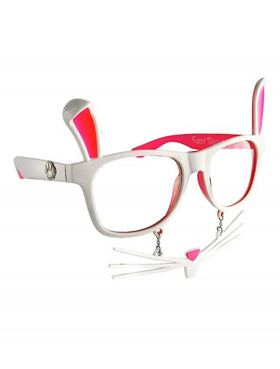 Bunny Animal Sunglasses, halloween costume (Bunny Animal Sunglasses)