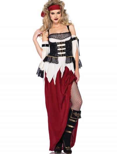 Buried Treasure Beauty Adult Costume, halloween costume (Buried Treasure Beauty Adult Costume)