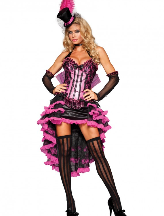 Burlesque Beauty Costume, halloween costume (Burlesque Beauty Costume)