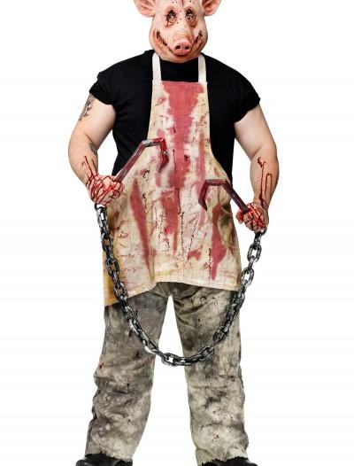 Butcher Pig Costume, halloween costume (Butcher Pig Costume)