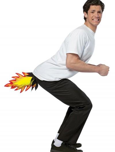 Butt Blaster Flame Shooter Costume, halloween costume (Butt Blaster Flame Shooter Costume)
