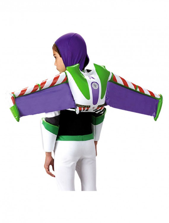 Buzz Lightyear Jetpack, halloween costume (Buzz Lightyear Jetpack)