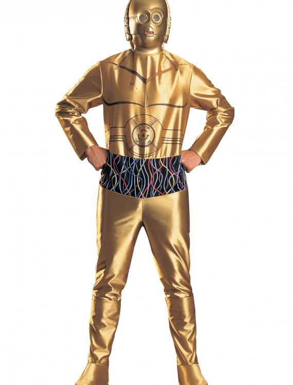 C-3PO Costume, halloween costume (C-3PO Costume)