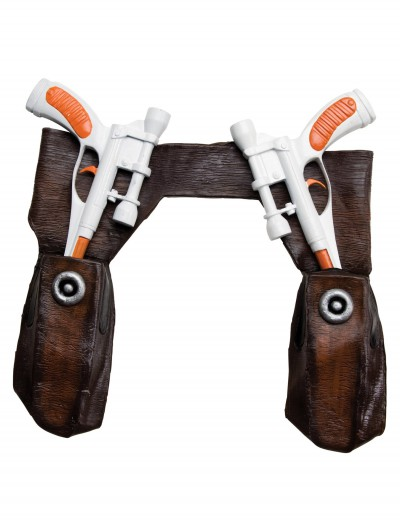 Cad Bane Guns and Holster, halloween costume (Cad Bane Guns and Holster)