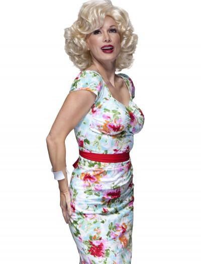 Cali Blonde Starlet Wig, halloween costume (Cali Blonde Starlet Wig)