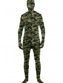 Camouflage Second Skin, halloween costume (Camouflage Second Skin)
