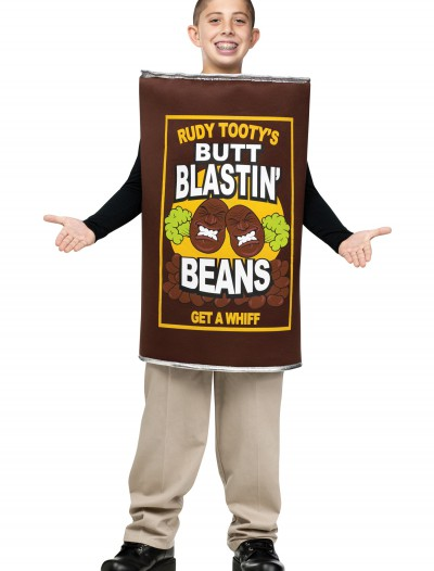 Can of Beans Costume, halloween costume (Can of Beans Costume)