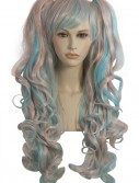 Candy Wig, halloween costume (Candy Wig)