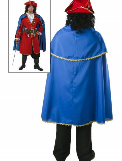 Captain Blackheart Cape, halloween costume (Captain Blackheart Cape)