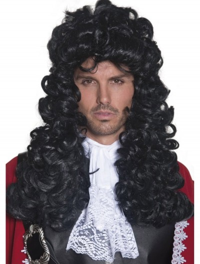 Captain Pirate Wig, halloween costume (Captain Pirate Wig)