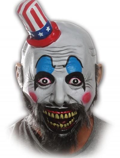 Captain Spaulding Mask, halloween costume (Captain Spaulding Mask)