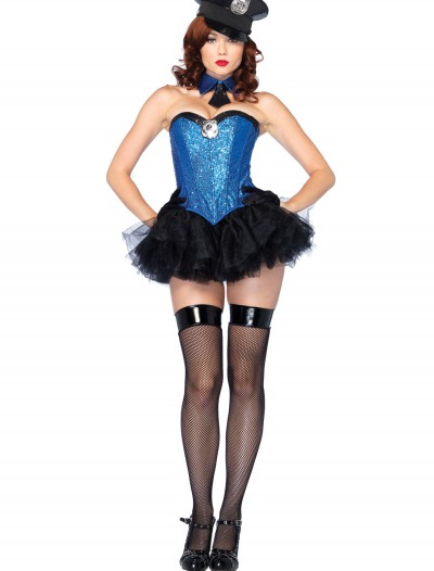 Captivating Cop Costume, halloween costume (Captivating Cop Costume)