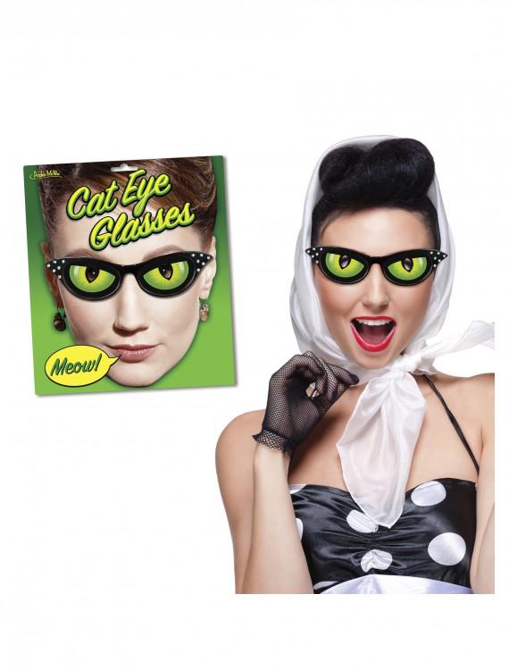 Cat Eye Glasses, halloween costume (Cat Eye Glasses)