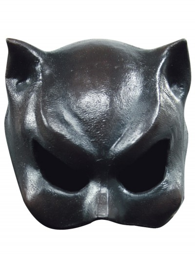 Cat Girl Half Mask, halloween costume (Cat Girl Half Mask)