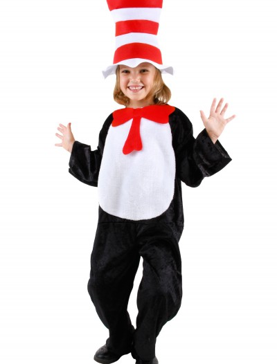 Cat in the Hat Kids Costume, halloween costume (Cat in the Hat Kids Costume)