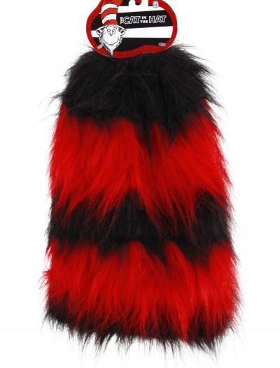 Cat in the Hat Leg Warmers, halloween costume (Cat in the Hat Leg Warmers)
