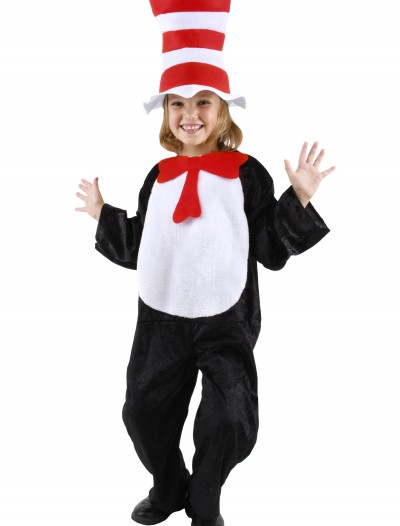 Cat in the Hat Toddler Costume, halloween costume (Cat in the Hat Toddler Costume)