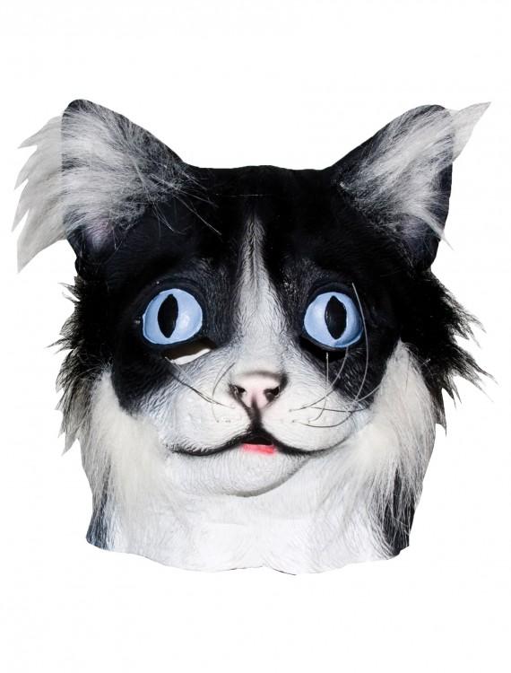 Cat Latex Mask, halloween costume (Cat Latex Mask)