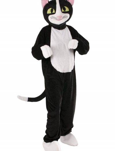 Catnip the Cat Mascot Costume, halloween costume (Catnip the Cat Mascot Costume)
