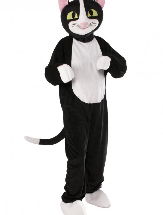 Catnip the Cat Mascot Costume, halloween costume (Catnip the Cat Mascot Costume)