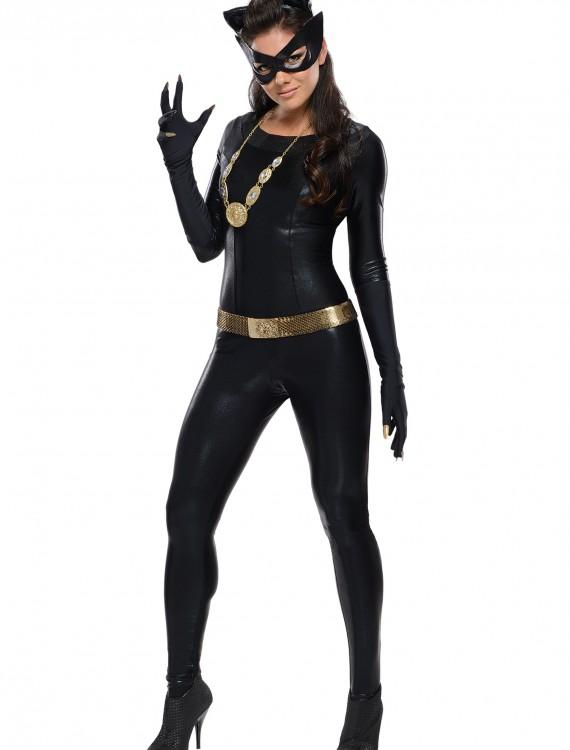 Catwoman Classic Series Grand Heritage Costume, halloween costume (Catwoman Classic Series Grand Heritage Costume)