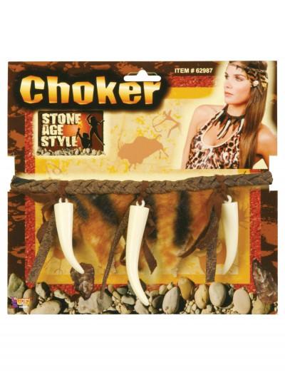 Caveman Choker, halloween costume (Caveman Choker)