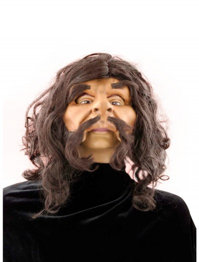 Caveman Mask with Wig, halloween costume (Caveman Mask with Wig)