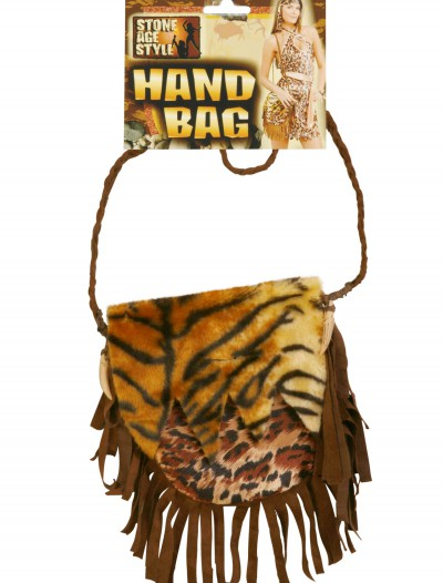 Caveman Purse, halloween costume (Caveman Purse)